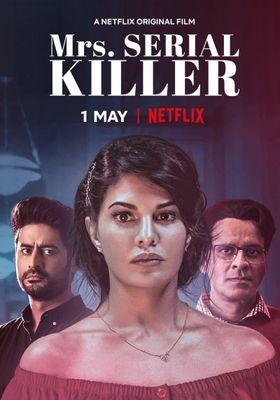 Mrs. Serial Killer's Poster