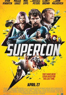 Supercon's Poster