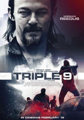 Triple 9's Poster