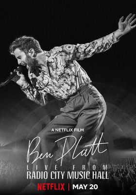 Ben Platt: Live from Radio City Music Hall's Poster