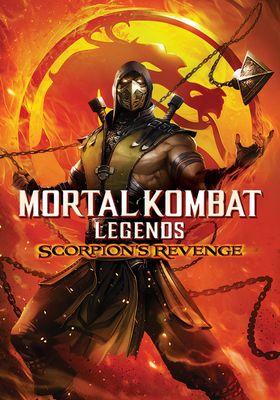 Mortal Kombat Legends: Scorpion's Revenge 's Poster