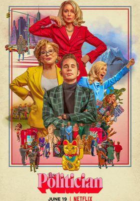 더 폴리티션 시즌 2의 포스터