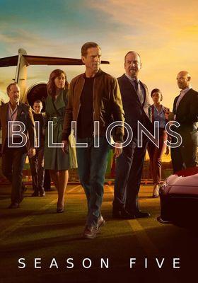 Billions Season 5's Poster