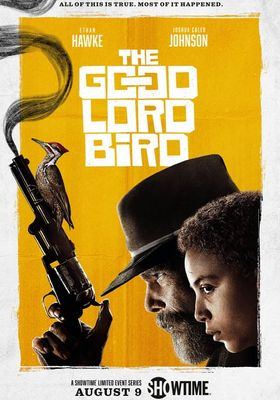 The Good Lord Bird 's Poster