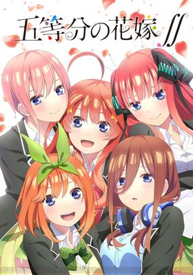 The Quintessential Quintuplets ∬'s Poster