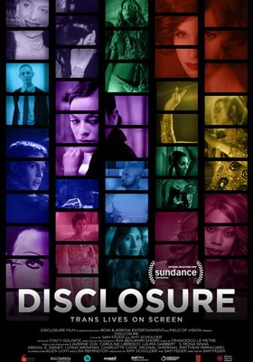 Disclosure: Trans Lives on Screen's Poster