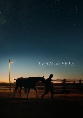 Lean on Pete's Poster