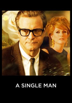 A Single Man's Poster