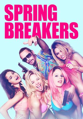 Spring Breakers's Poster