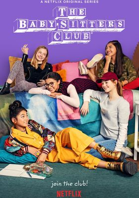 The Baby-Sitters Club 's Poster