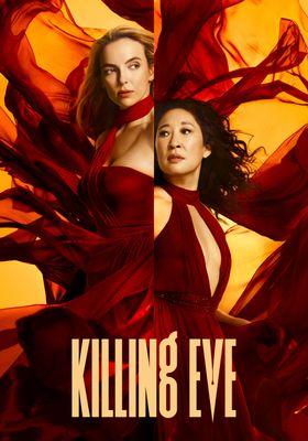 Killing Eve Season 3's Poster