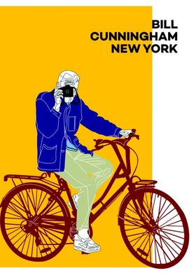 Bill Cunningham New York's Poster