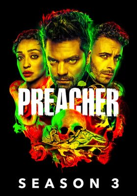 Preacher Season 3's Poster