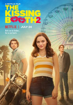 The Kissing Booth 2's Poster