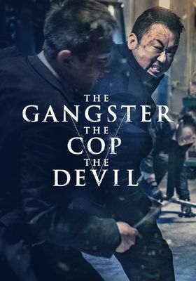 The Gangster, the Cop, the Devil's Poster