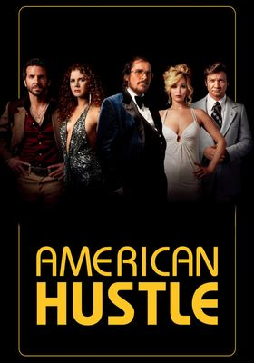 American Hustle's Poster
