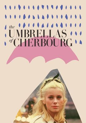 The Umbrellas of Cherbourg's Poster