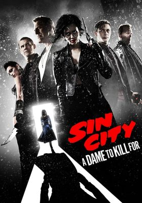 Sin City: A Dame to Kill For's Poster