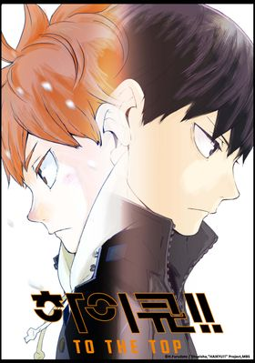 Haikyu!! To the Top's Poster