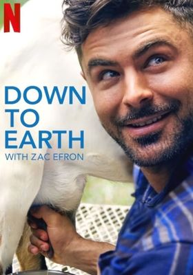 Down to Earth with Zac Efron's Poster