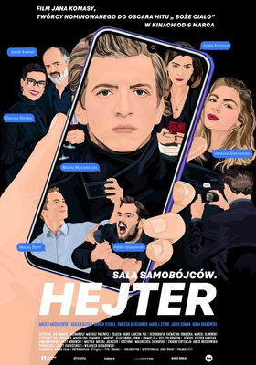 The Hater's Poster