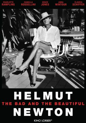 Helmut Newton: the Bad and the Beautiful's Poster