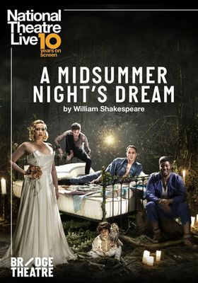 National Theatre Live: A Midsummer Night's Dream's Poster