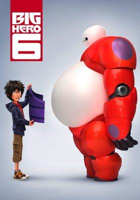 Big Hero 6's Poster