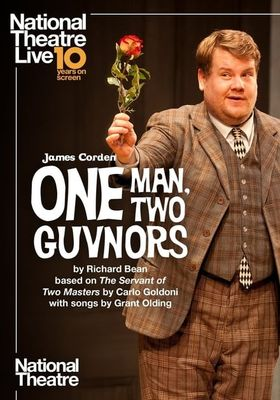 National Theatre Live: One Man, Two Guvnors's Poster