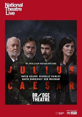 National Theatre Live: Julius Caesar's Poster