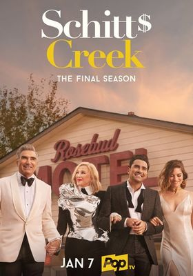 Schitt's Creek Season 6's Poster