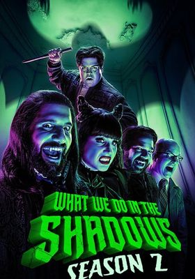 What We Do in the Shadows Season 2's Poster