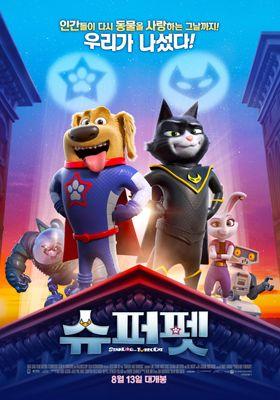 Stardog and Turbocat's Poster