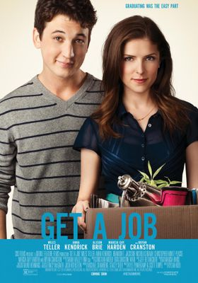 Get a Job's Poster