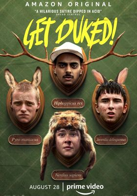 겟 듀크트의 포스터