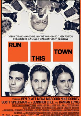 Run This Town's Poster