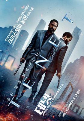 Tenet's Poster