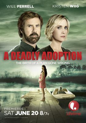 A Deadly Adoption's Poster