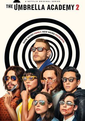 The Umbrella Academy Season 2's Poster