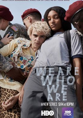 『We Are Who We Are(原題)』のポスター
