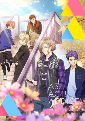 A3! SEASON AUTUMN & WINTER's Poster