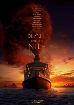 Death on the Nile's Poster