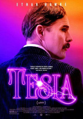 Tesla's Poster