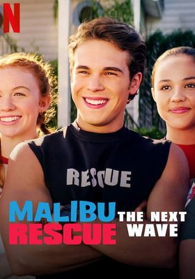 Malibu Rescue: The Next Wave's Poster