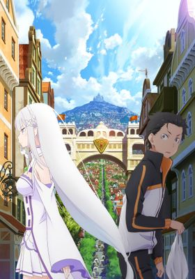 Re: Life in a different world from zero's Poster