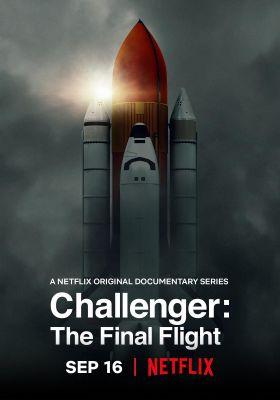 Challenger: The Final Flight's Poster