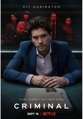 크리미널: 영국 시즌 2의 포스터