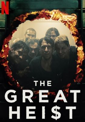 The Great Heist 's Poster