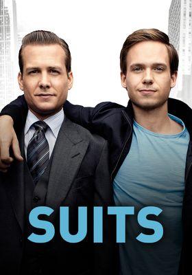 『SUITS/スーツ シーズン1』のポスター