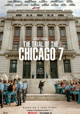 The Trial of the Chicago 7's Poster